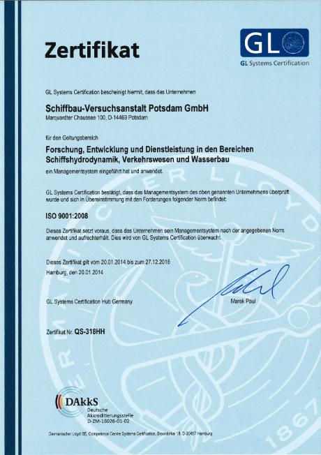 GL_Systems_Certificate_No_QS-318HH_de