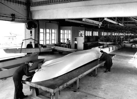 Modellwerkstatt 1967
